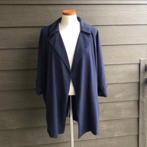 Forever 21 Contemporary Trench Coat